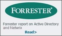 Forrester Report on Active Directory and Netwrix AD Change Reporter