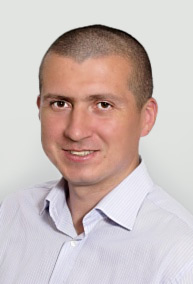 Alex Vovk - CTO and Co-founder