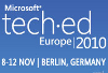 Microsoft Tech-Ed Europe 2010