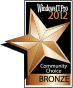 Windows IT Pro Community Choice Award of 2012: Netwrix VMware Change Reporter was nominated and voted as Best Virtualization Product 3thrd year in a row.