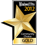 Windows IT Pro Community Choice Award of 2012