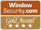 WindowSecurity.com Gold Award