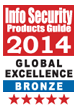 Security Products and Solutions Bronze Winner Info Security Award