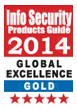 Auditing Gold Winner Info Security Award