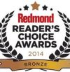 2014 Redmond Third-Party Reader's Choice Awards