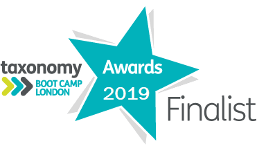 2019 Taxonomy Boot Camp London Awards