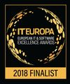 2018 European IT & Software Excellence Awards