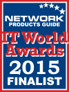 2015 Network Products Guide Awards Finalist