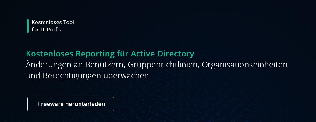 Best Practices zur Verwaltung von Active Directory-Gruppen- banner image