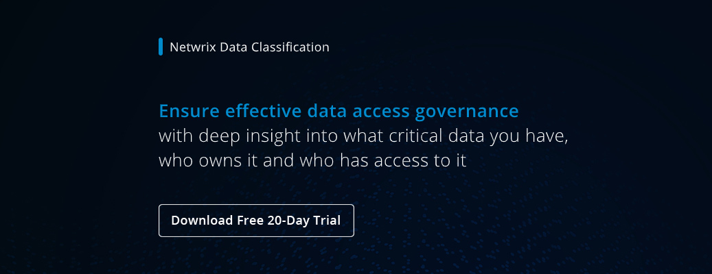 Data Access Governance Best Practice Guide- banner image