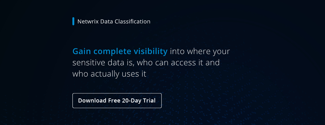 Data Classification Policy Template- banner image