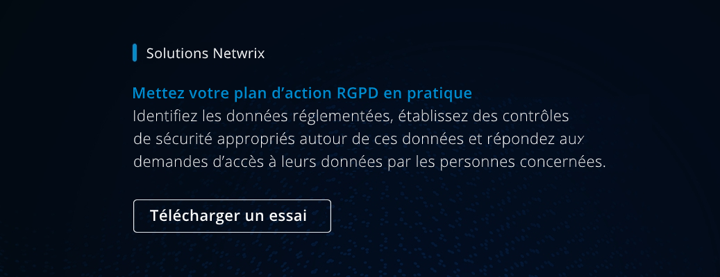 Checklist de conformité RGPD- banner image
