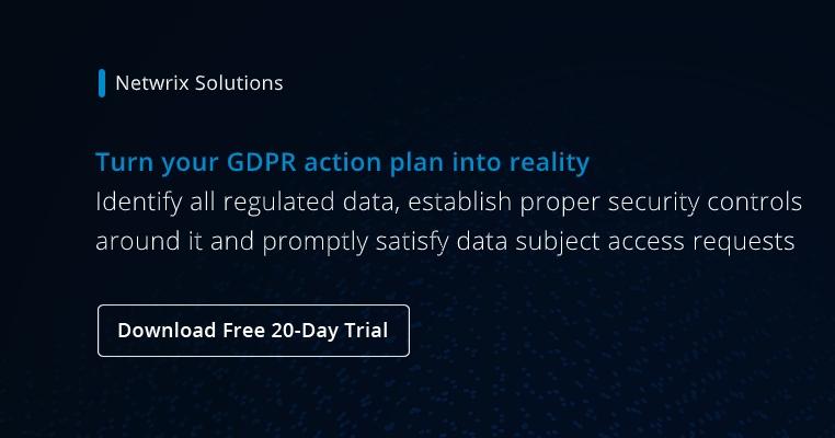 GDPR Audit Checklist- banner image
