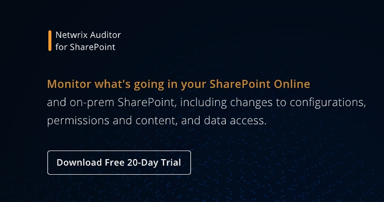 SharePoint and SharePoint Online Best Practices- banner image
