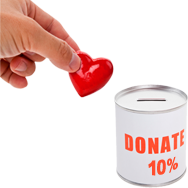 Donate Your Discount to Charity