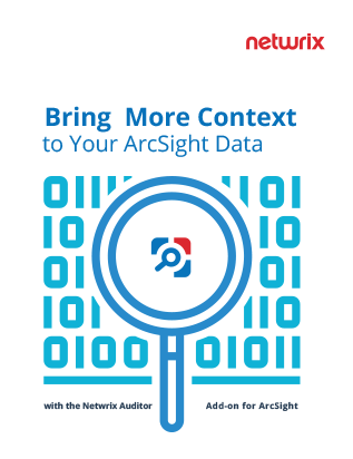 Bring More Context to Your ArcSight Data