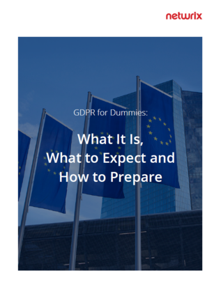GDPR for Dummies: What It Is, What to Expect and How to Prepare