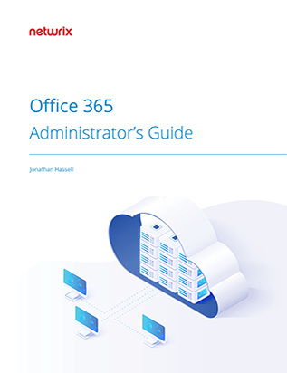 Office 365 Administrator's Guide