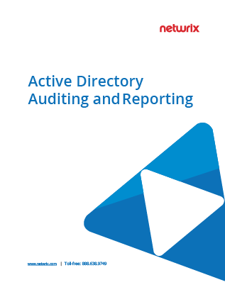 Active Directory Auditing and Reporting