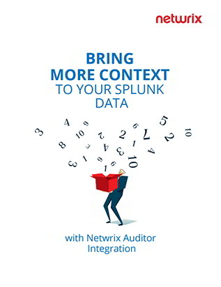 eBook   Bring More Context to Your Splunk Data