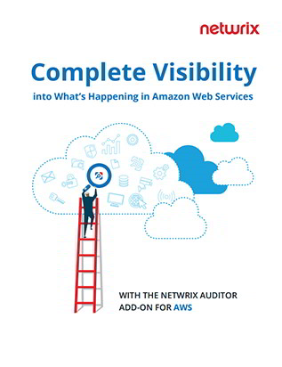 Complete Visibility into What's Happening in Amazon Web Services