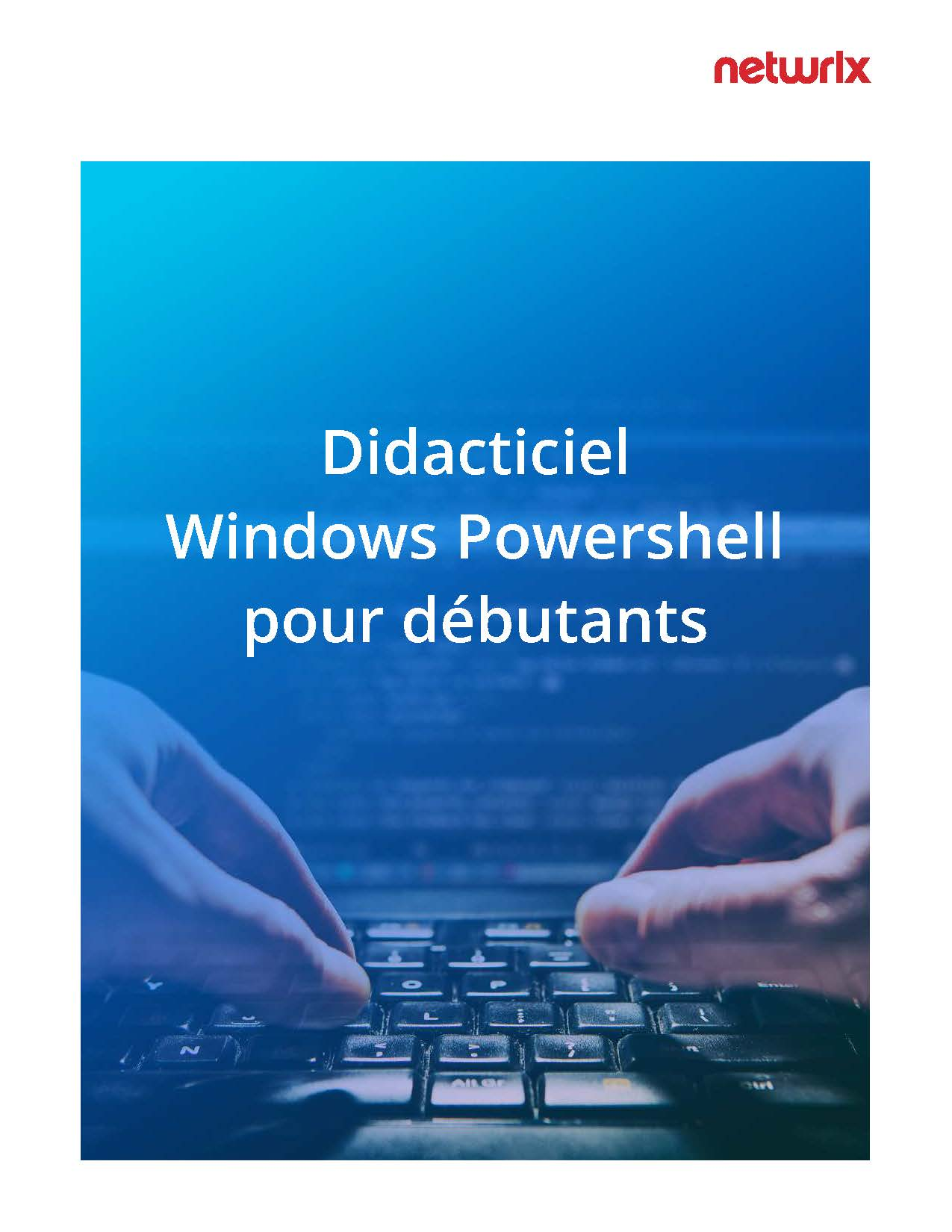 Didacticiel Windows Powershell pour débutants