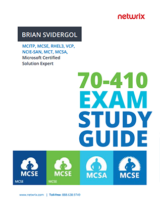 ebook | study guide 70-410