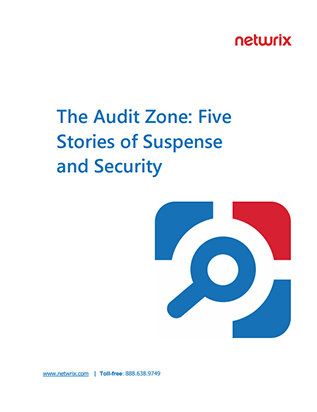 The Audit Zone: 5 Stories of Suspense and Security