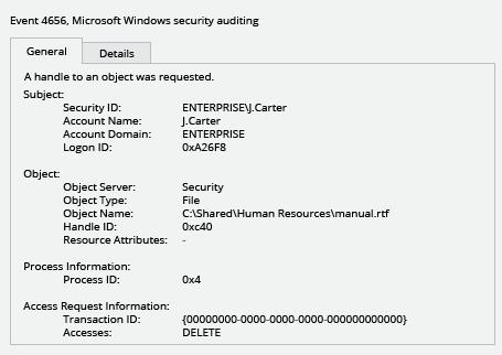 Solution native - Comment détecter qui a supprimé un fichier de votre Serveur de Fichiers Windows 1
