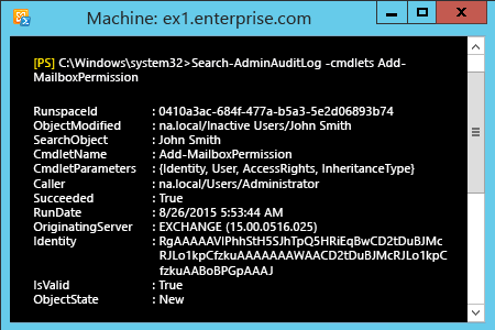 How to Detect Who Granted Full Access Permissions to Another User's Mailbox
