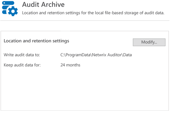 Overcome limitations of SharePoint audit log and store data for years