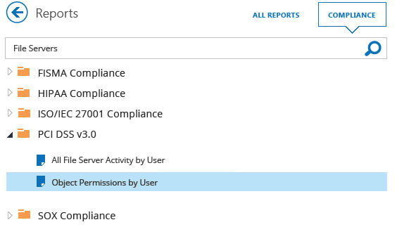 Enable file server permissions audit to prove compliance