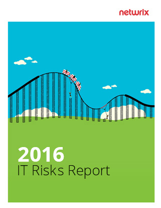 2016 IT Risks Report