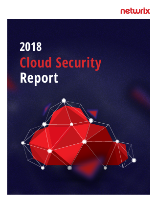 2018 Cloud Security Report