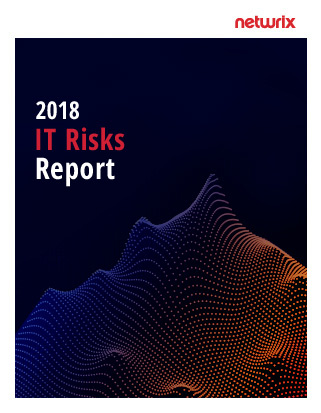 2018 Netwrix IT Risks Report