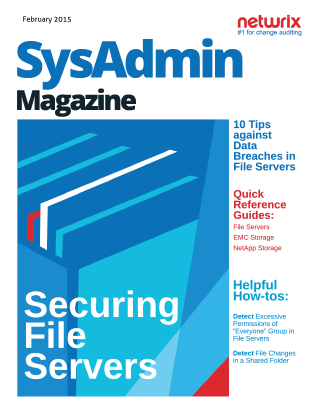 Securing File Servers