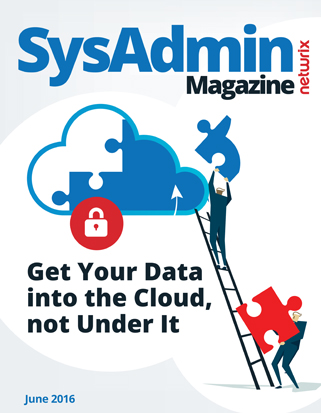 Get Your Data into the Cloud, not Under It