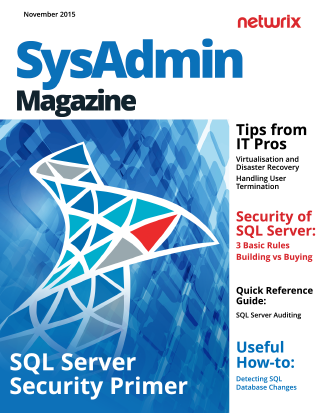 SQL Server Security Primer