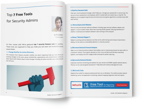 Tools & Tips for Security Admins
