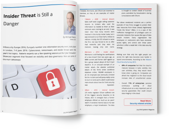 Insider Threat: How to Spot the Potential Danger