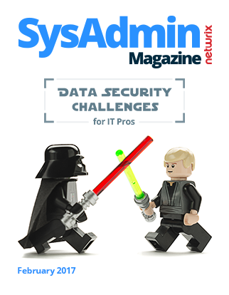 Data Security Challenges for IT Pros